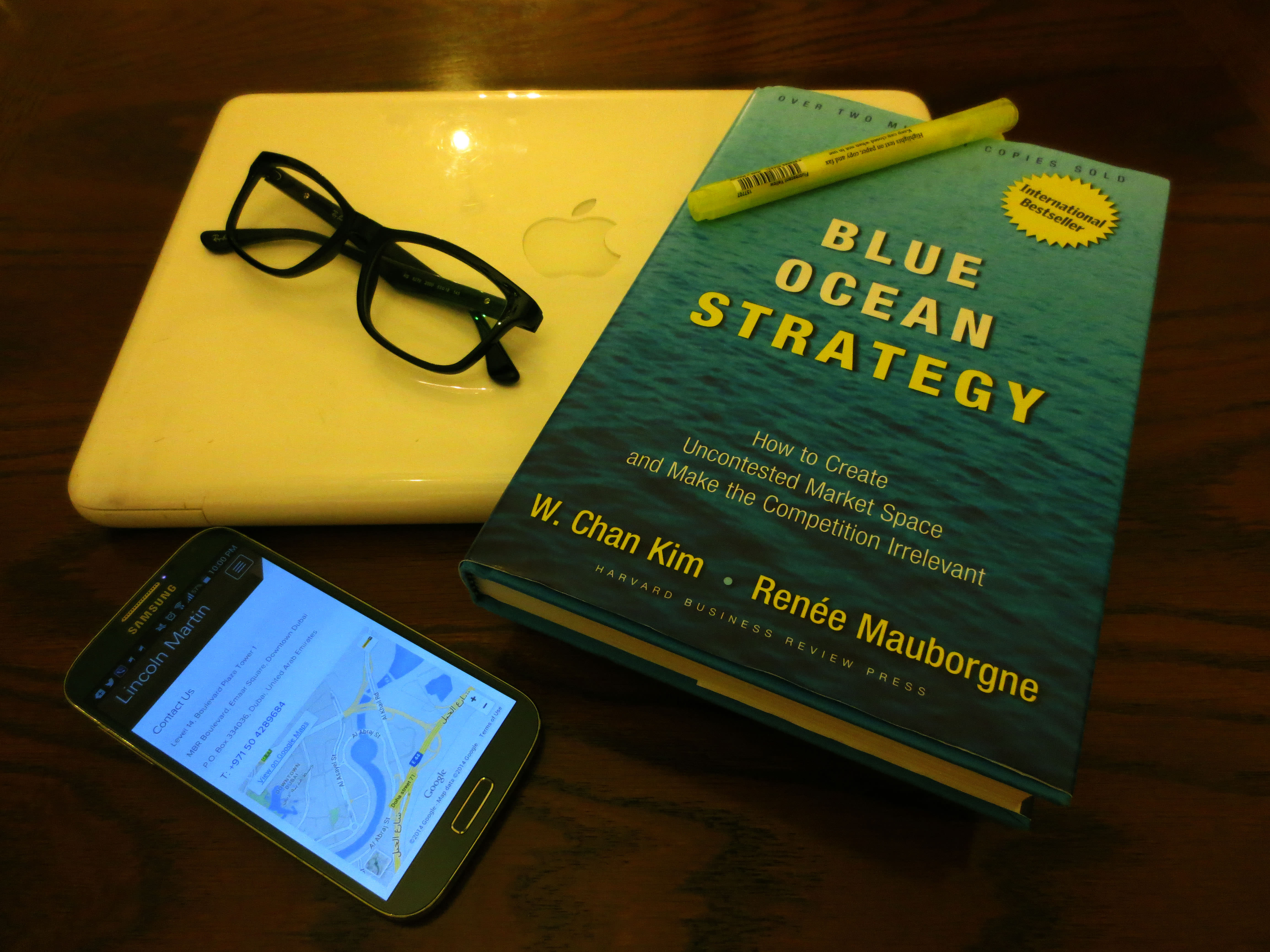 blue ocean strategy book review