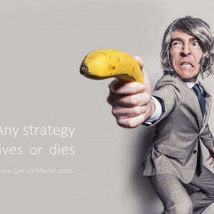 Blog Marketing - Is Your Strategy Built To Live Or Die, Frank Cespedes, Harvard Business School, Lincoln Martin Strategic Marketing,