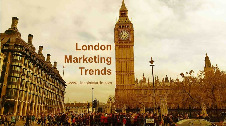 London Marketing Trends