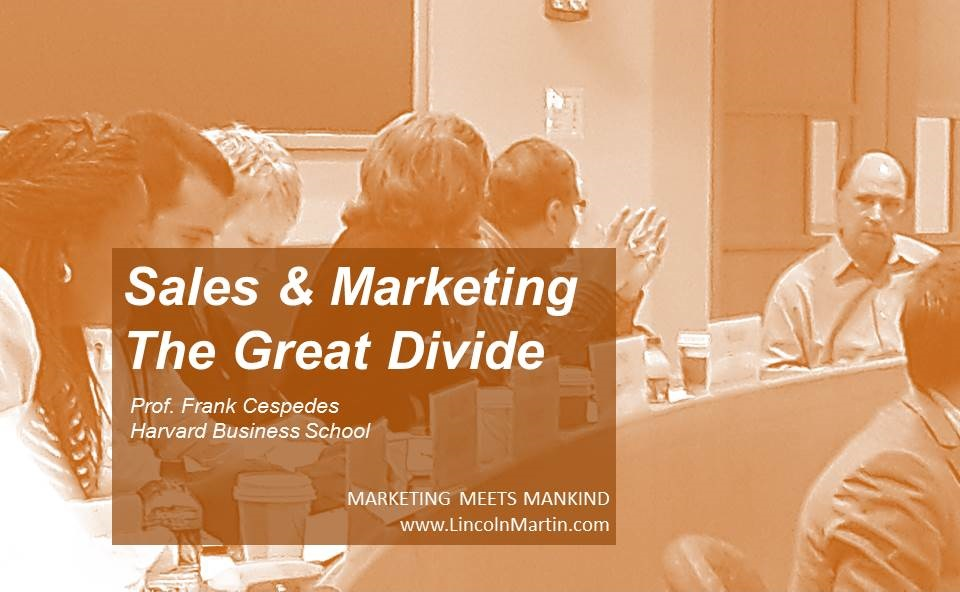 How to End The Great Marketing and Sales Divide