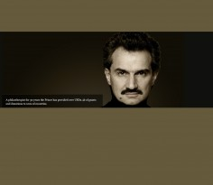 Saudi Prince Alwaleed Pledges $32 Billion To Charity